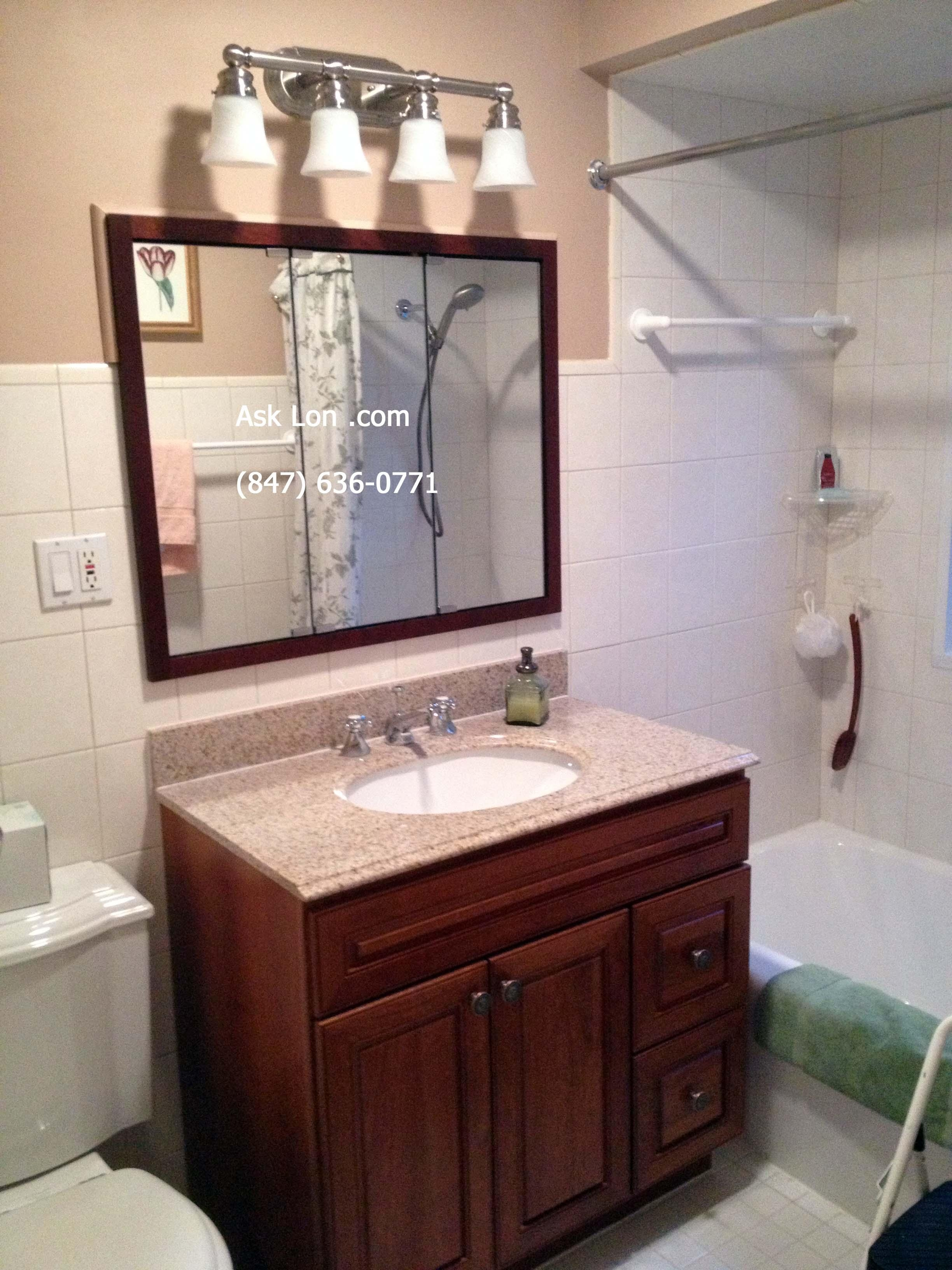 Bathroom : Extraordinary Bathroom Vanity Mirrors Extraordinary With Bathroom Cabinets Mirrors (Image 2 of 20)