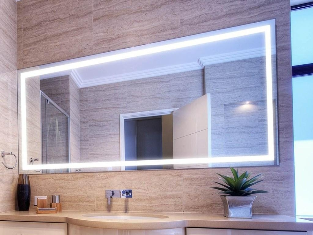 Illuminated Mirrored Bathroom Cabinet Ip44 Rated: 20 Best Ideas Light Up Bathroom Mirrors