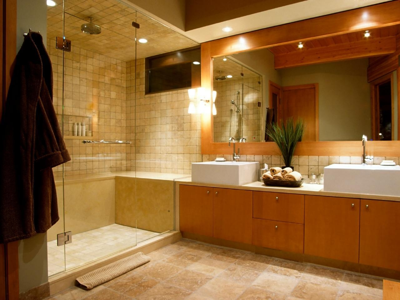 Bathroom Lighting | Hgtv Pertaining To Bathroom Lights And Mirrors (Image 6 of 20)