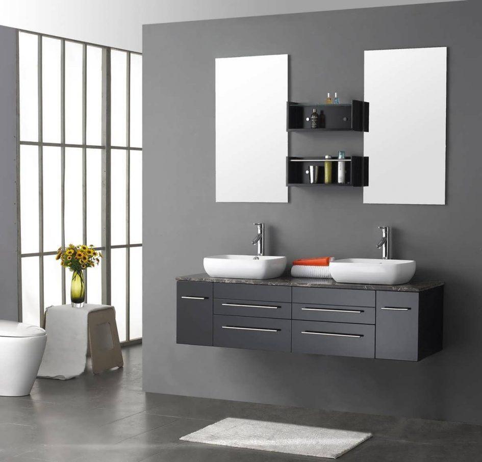 Bathroom : Looking Mirror For Bathroom Espresso Bathroom Mirror Pertaining To Bathroom Extension Mirrors (View 5 of 20)