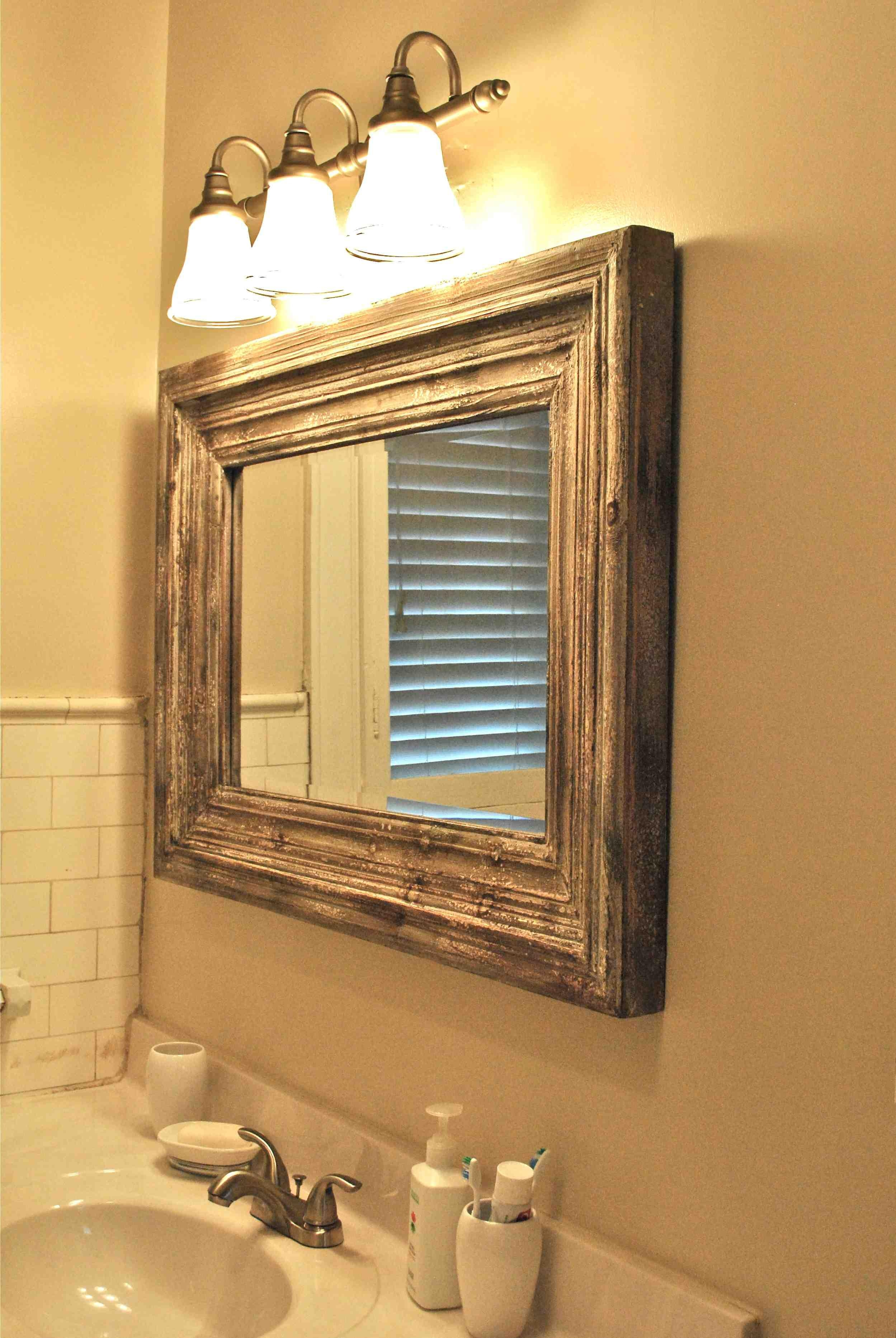 Bathroom: Lowes Bathroom Lighting Plus Mirror Ideas With Regard To Bathroom Lights And Mirrors (Image 13 of 20)