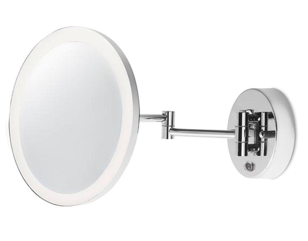 Bathroom Mirrors From Easy Lighting Regarding Adjustable Bathroom Mirrors (Image 16 of 20)