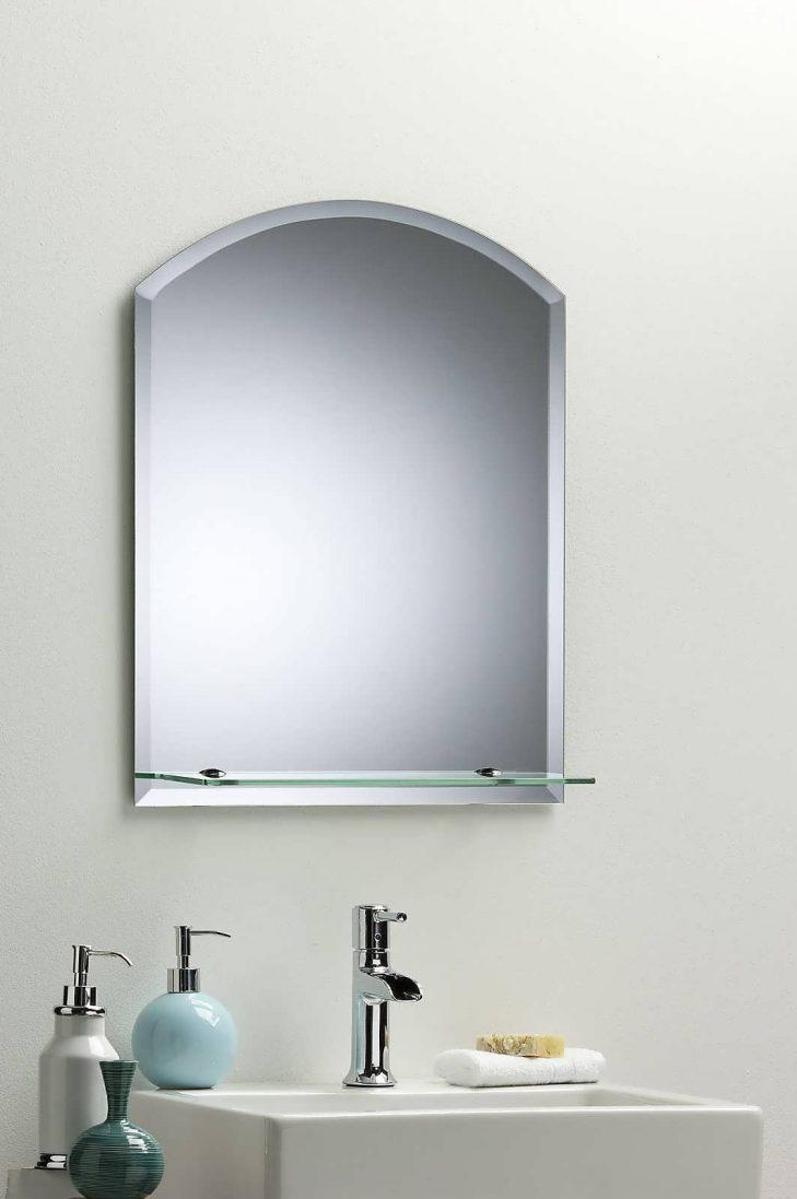 Bathroom : Modern Bathroom Mirror Cabinets Large Illuminated With Regard To Modern Framed Mirrors (Image 4 of 20)