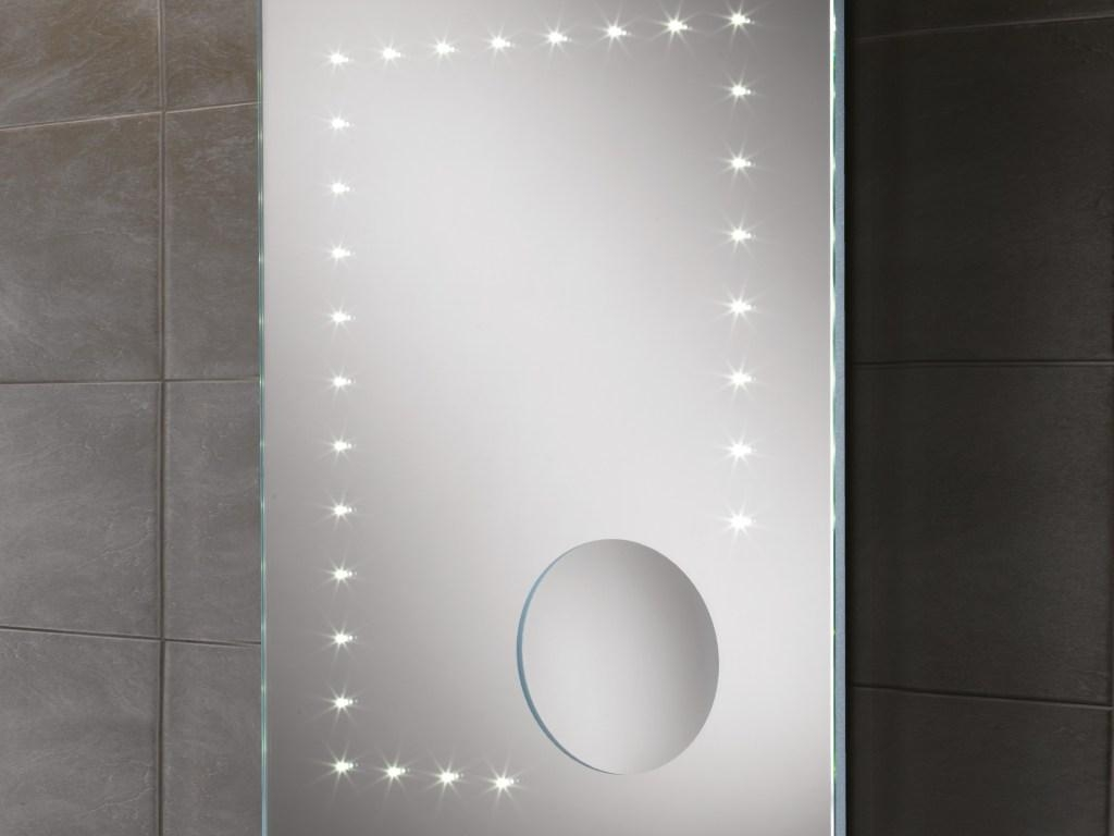 Bathroom : Modern Bathroom Mirrors 53 Bathroom Mirror Wall Led Regarding Led Illuminated Bathroom Mirrors (Image 3 of 20)