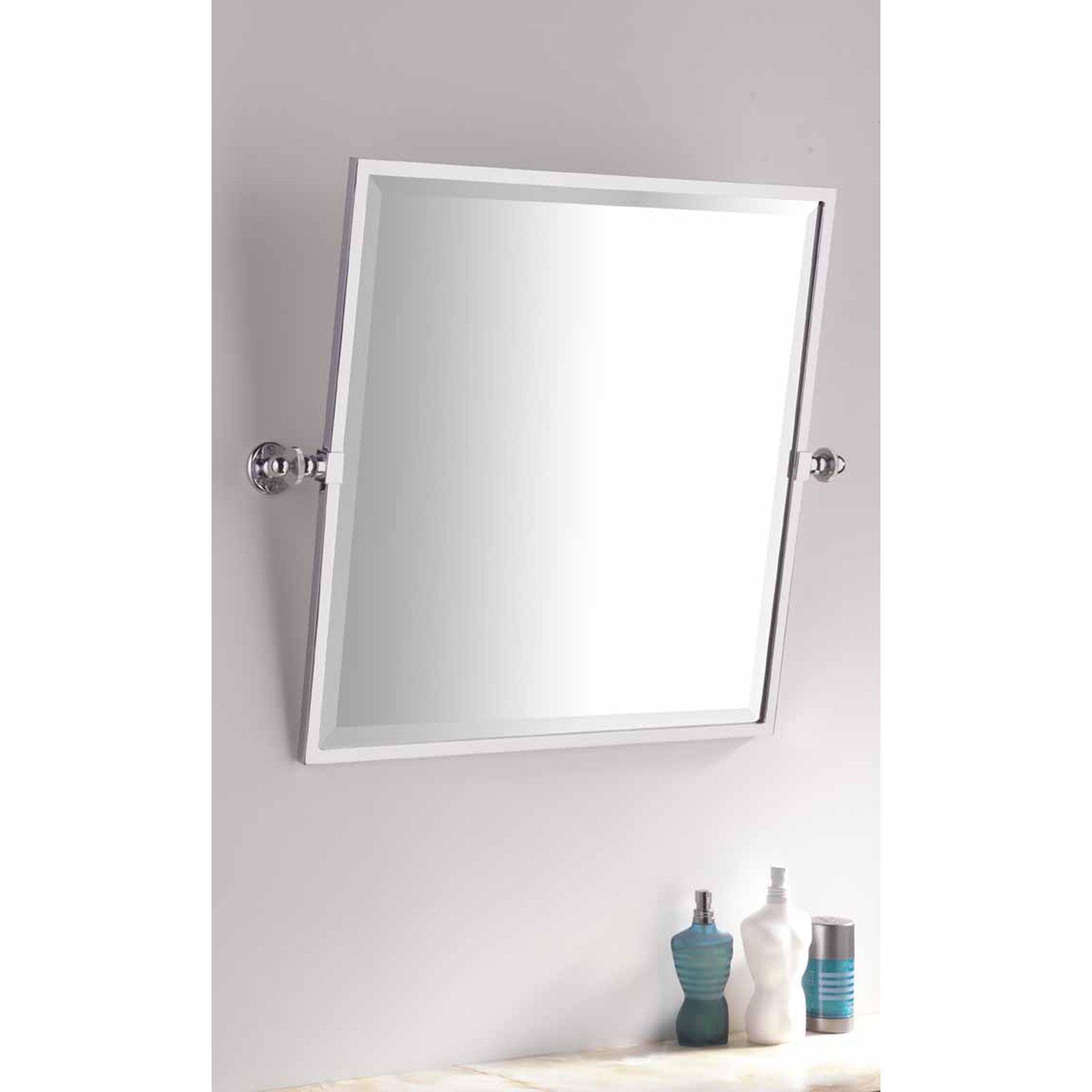 Bathroom : New Pivot Bathroom Mirrors Room Ideas Renovation With Adjustable Bathroom Mirrors (Image 3 of 20)