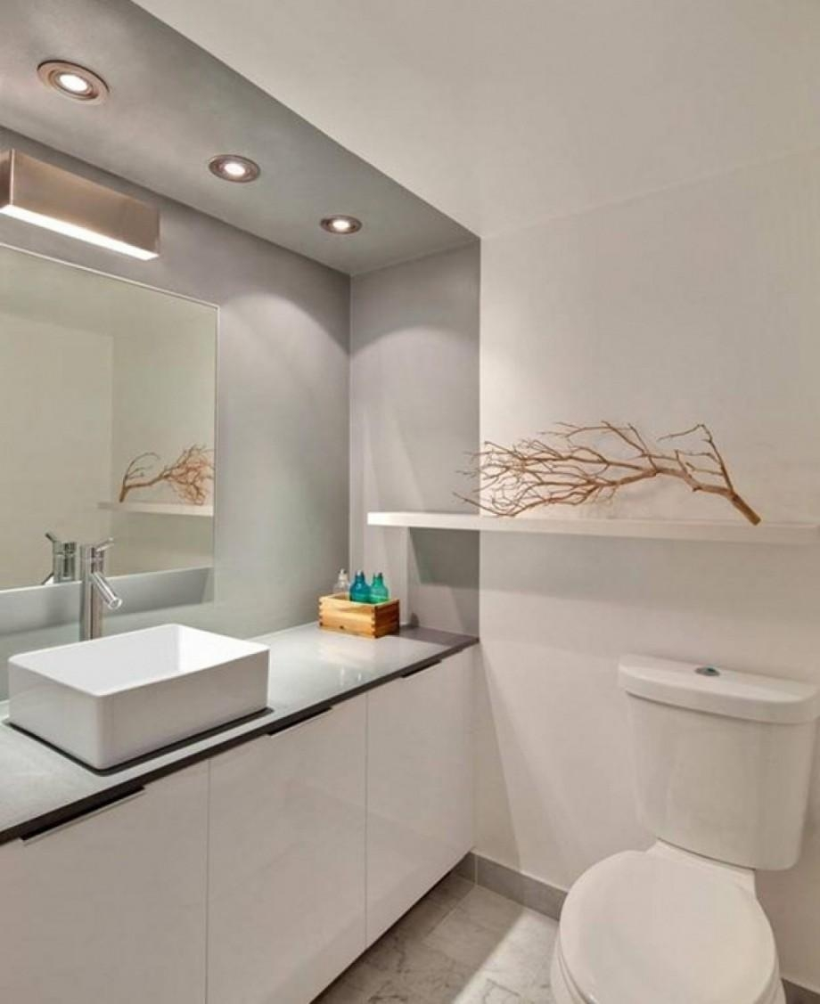 Bathroom: The Right Ways To Apply Bathroom Wall Mirror ~ Wayne Inside Wall Mirrors For Bathrooms (View 10 of 20)