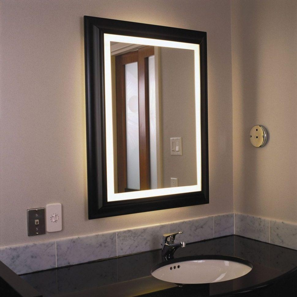 Bathroom Vanity Light Fixtures Tags : Bathroom Lighting And With Bathroom Lights And Mirrors (Image 11 of 20)