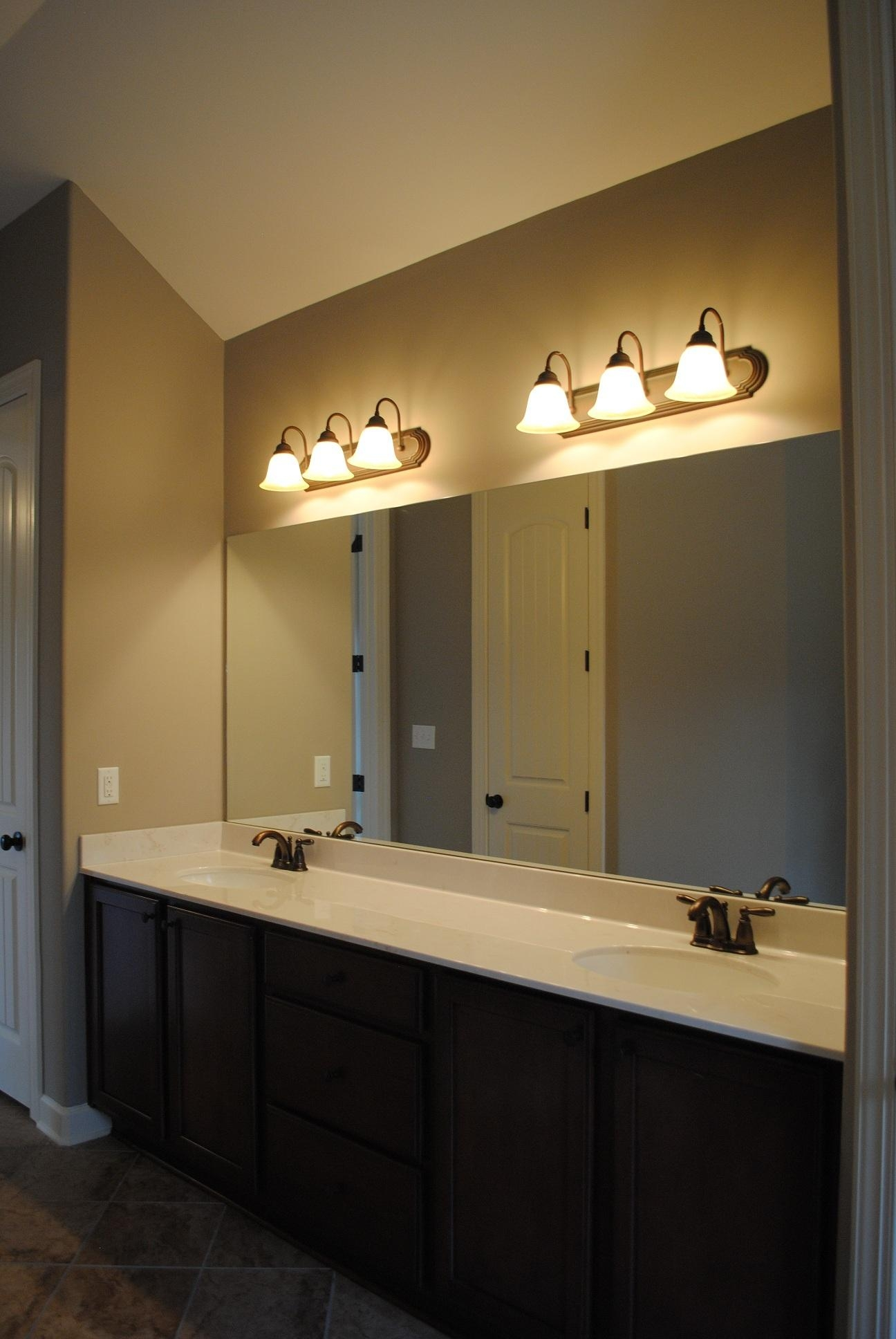 Bathroom Vanity Lights And Mirrors | Home Design Ideas For Lights For Bathroom Mirrors (Image 9 of 20)