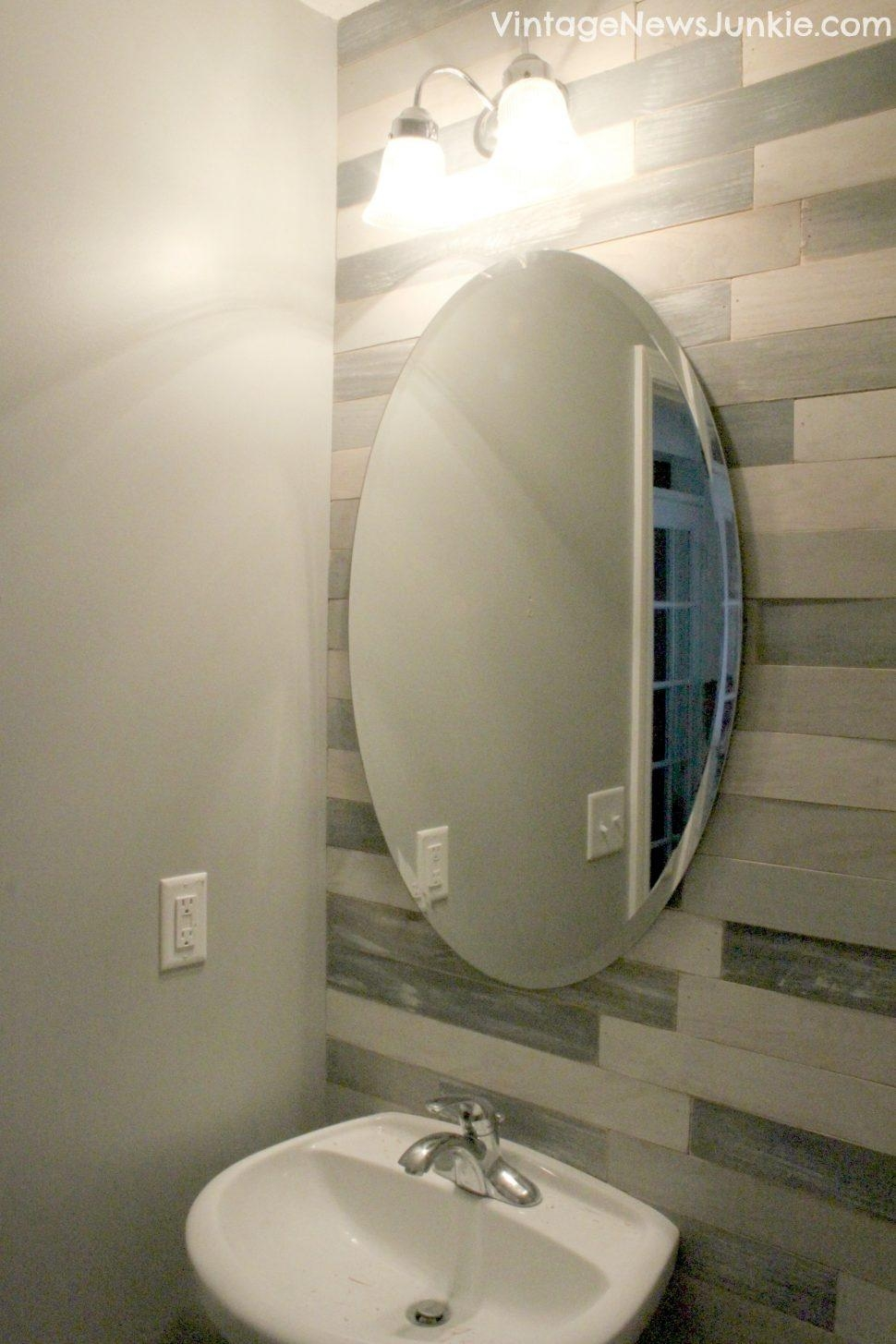 Bathroom Wall Mirrors – Realie In Wall Mirrors For Bathrooms (Image 4 of 20)