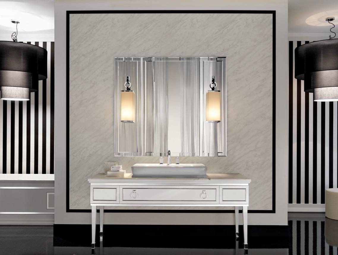 Bathroom Wall Mirrors With Lights Cabinet (Image 3 of 20)