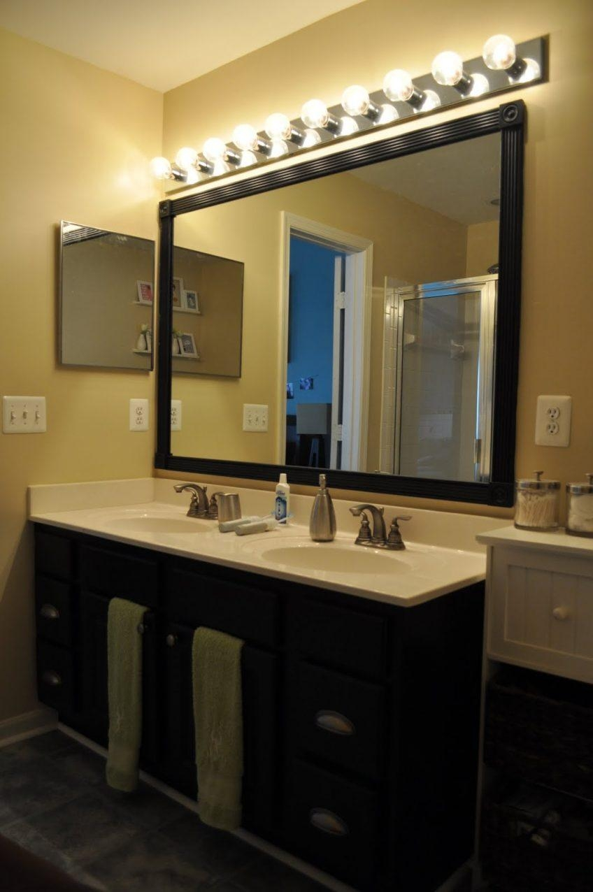 Bathrooms Design : Awesome Bathroom Vanity Mirrors With Additional In Bathroom Vanities Mirrors (Image 14 of 20)