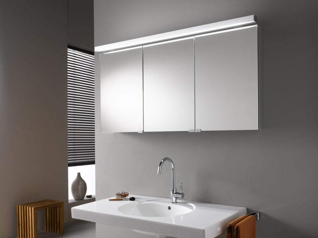 Bathrooms Design : Bathroom Mirror Medicine Cabinet Bellaterra With Regard To Extra Wide Bathroom Mirrors (Image 9 of 20)