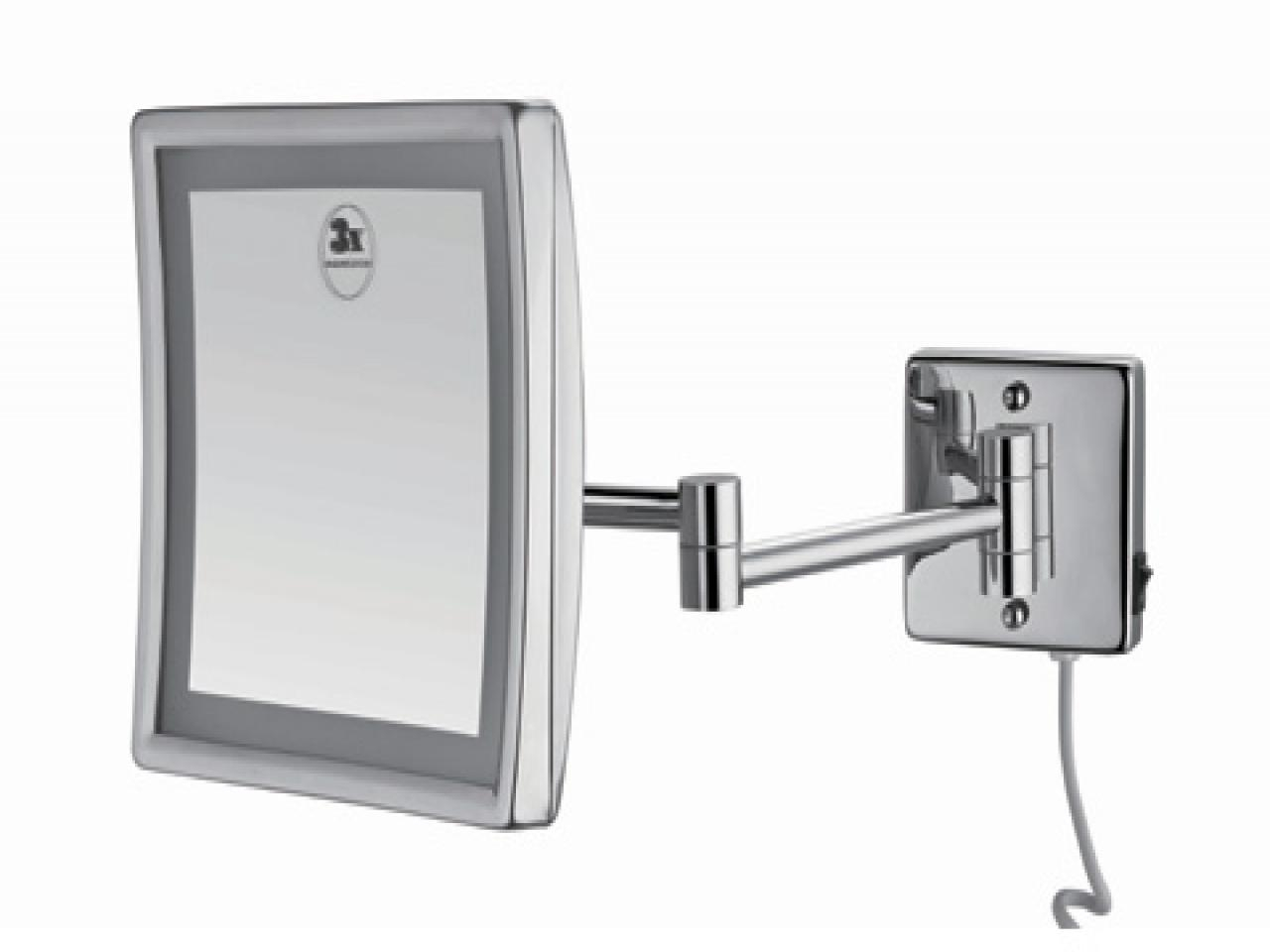 Bathrooms Design : Magnifying Mirrors For Bathrooms Bathroom Wall Inside Lighted Vanity Mirrors For Bathroom (Image 6 of 20)