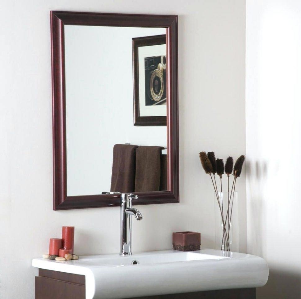 Bathrooms Design : X Bathroom Mirror Vanity Mirrors Inspiring Pertaining To Extra Wide Bathroom Mirrors (Image 15 of 20)