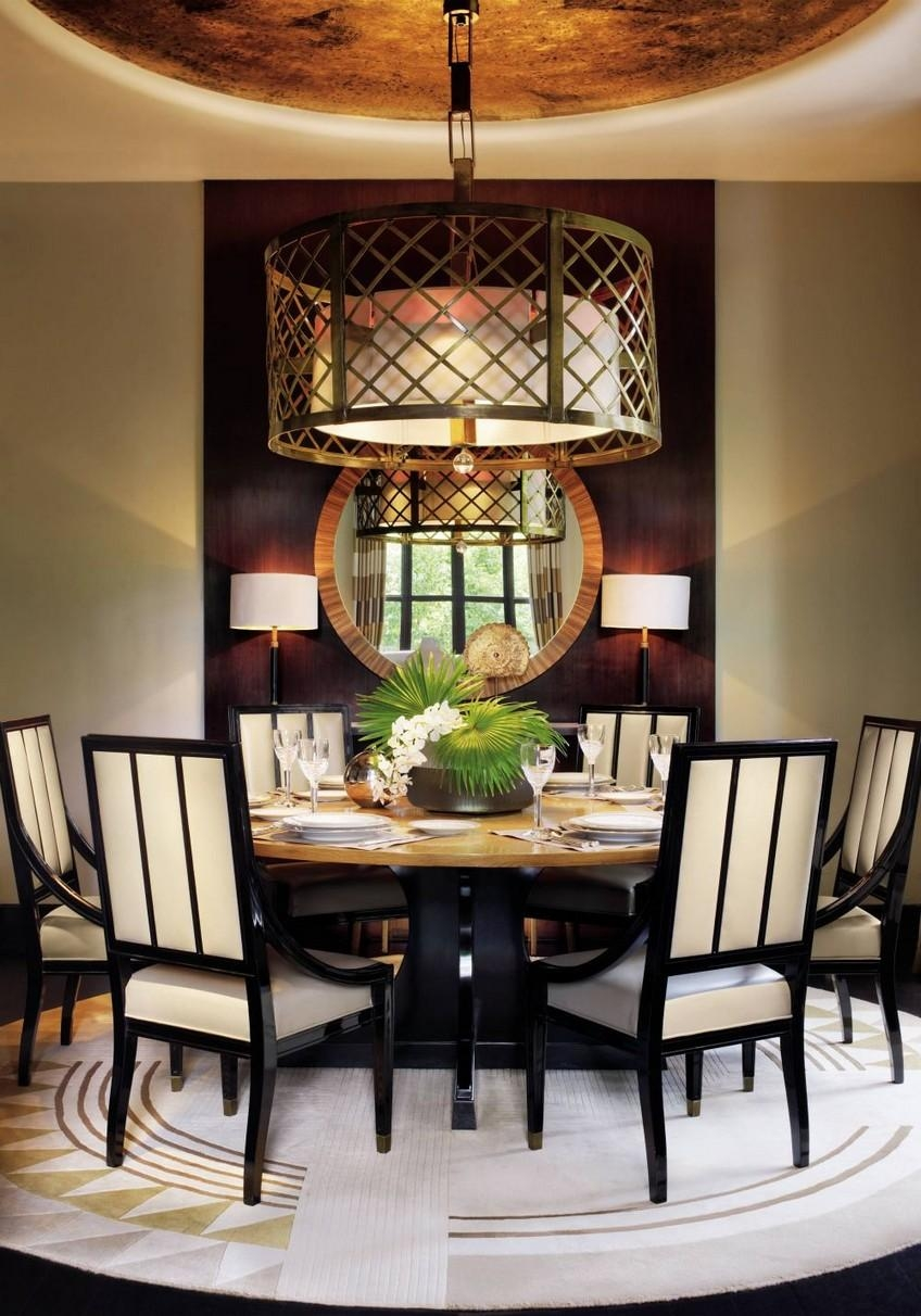 Be Inspiredan Outstanding Selection Of Dining Room Mirrors In Dining Mirrors (Image 3 of 20)