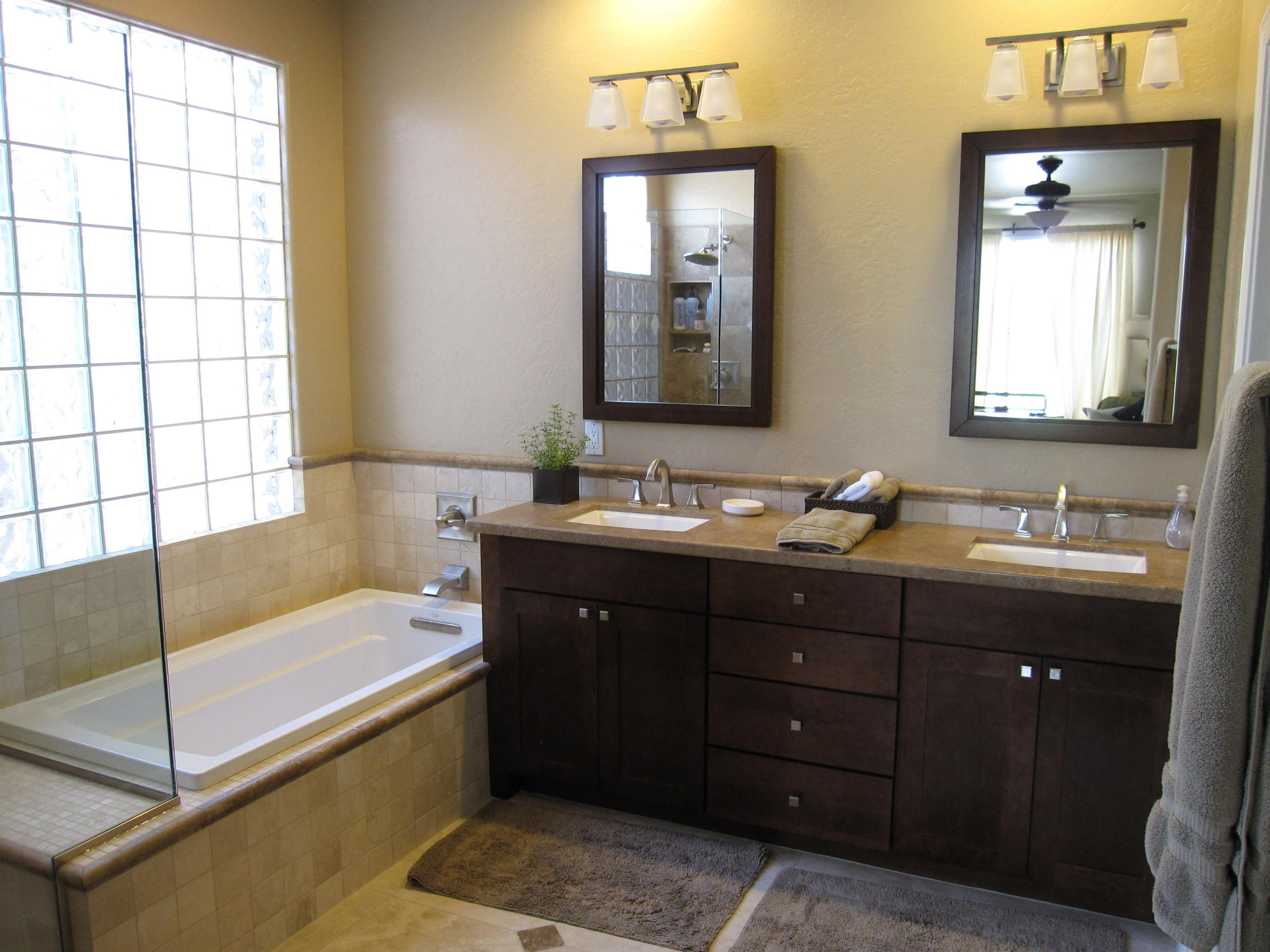 Beautiful Bathroom Vanity Mirrors W92C #785 With Regard To Bathroom Vanities Mirrors (Image 15 of 20)