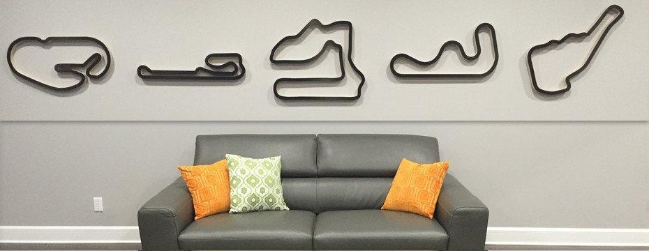 Beautiful Design Race Track Wall Art Charming Race Track Wall Art Throughout Race Track Wall Art (Image 2 of 20)