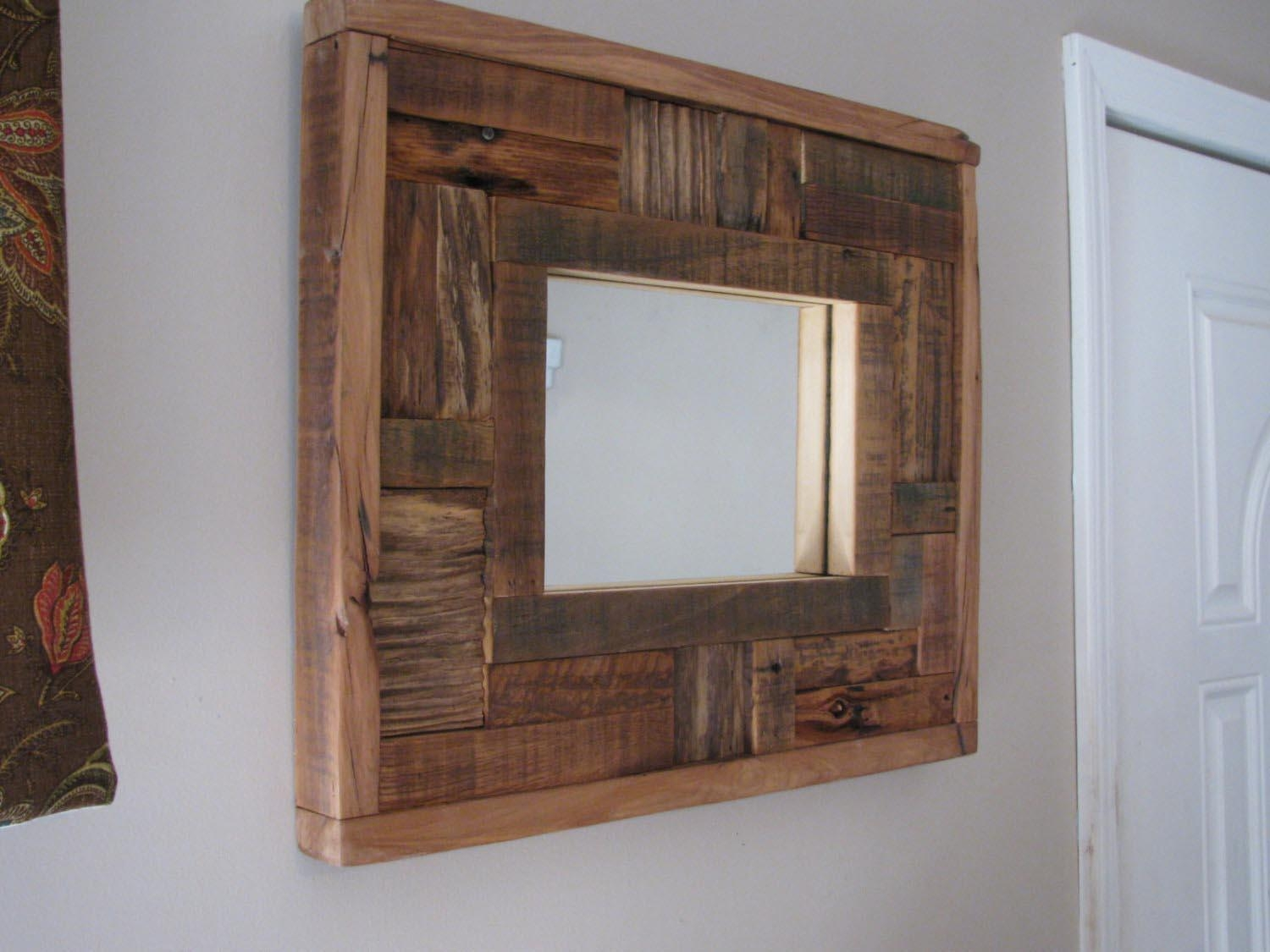 Beech Wood Framed Mirrors | Best Decor Things Regarding Beech Wood Framed Mirrors (Image 2 of 20)