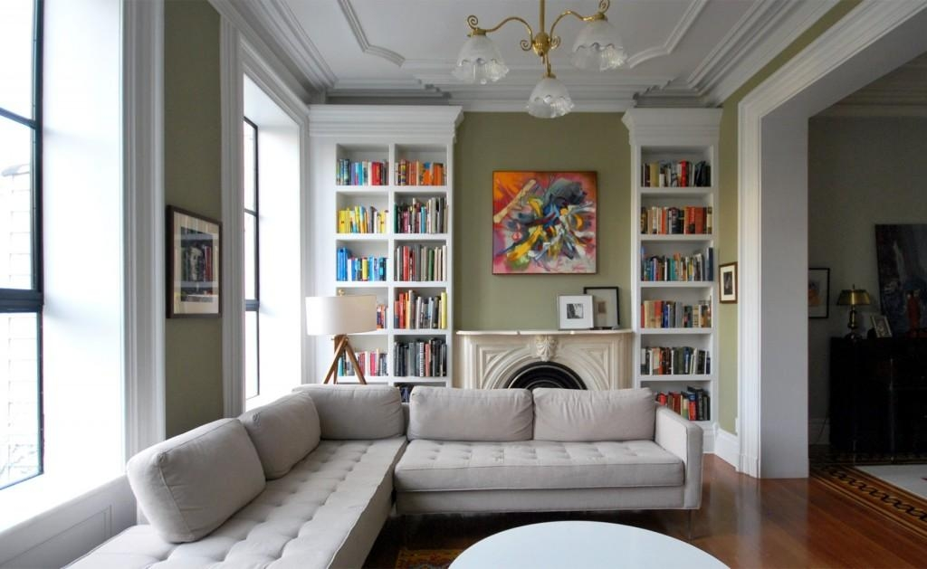 Before & After: Cobble Hill Townhouse | Streeteasy Throughout Cobble Hill Sofas (Image 5 of 20)