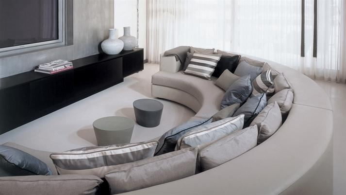 Bespoke Corner Sofas | Made To Measure Corner Sofa | S&c With Corner Sofas (Image 2 of 20)