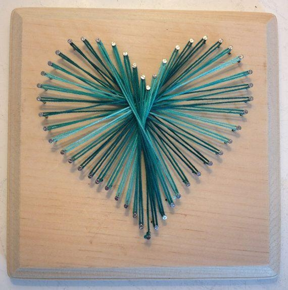 Best 20+ Nail String Ideas On Pinterest—No Signup Required | Nail Inside Nail And Yarn Wall Art (Image 5 of 20)