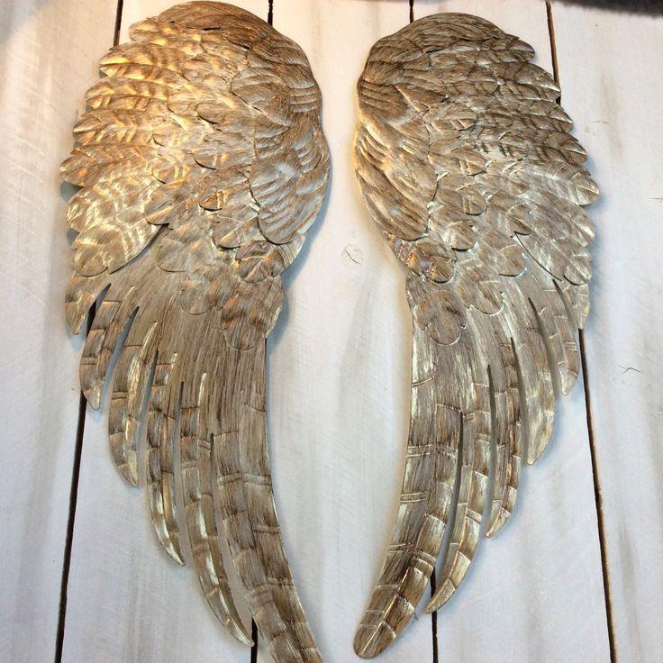 Best 25+ Angel Wings Wall Decor Ideas On Pinterest | Angel Wings Pertaining To Angel Wing Wall Art (Image 9 of 20)