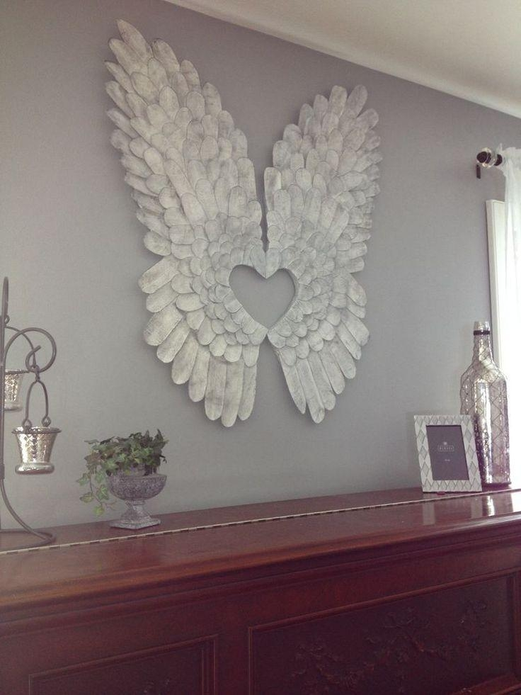 Best 25+ Angel Wings Wall Decor Ideas On Pinterest | Angel Wings Regarding Angel Wing Wall Art (View 4 of 20)