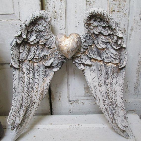 Best 25+ Angel Wings Wall Decor Ideas On Pinterest | Angel Wings With Regard To Angel Wing Wall Art (Photo 1 of 20)