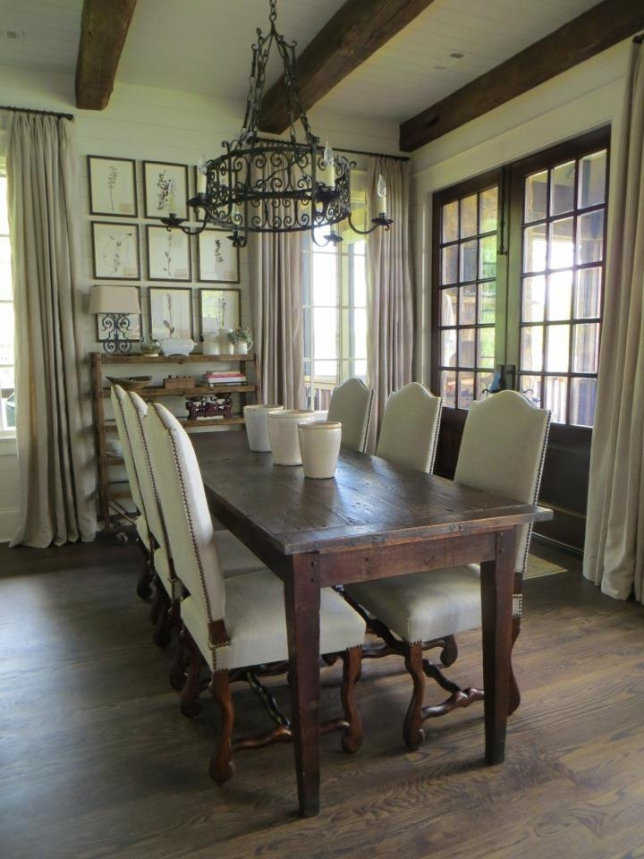 Best 25+ Antique Dining Room Sets Ideas On Pinterest | Formal Throughout Newest French Farmhouse Dining Tables (View 13 of 20)