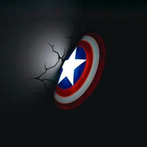 Best 25+ Avengers Wall Lights Ideas On Pinterest | Avengers Room Within The Avengers 3D Wall Art Nightlight (View 16 of 20)