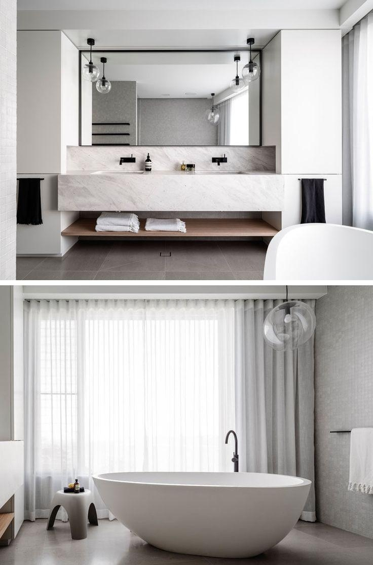 Best 25+ Bathroom Vanity Mirrors Ideas On Pinterest | Farmhouse With Regard To Modern Mirrors For Bathrooms (Image 12 of 20)