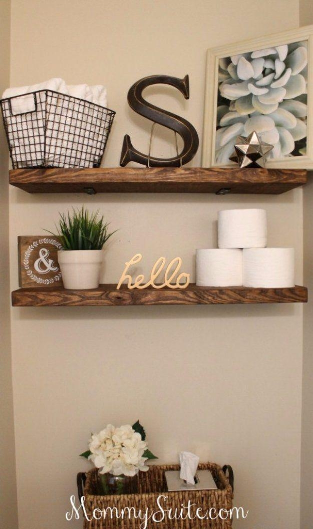 Best 25+ Bathroom Wall Art Ideas On Pinterest | Wall Decor For Pertaining To Bathroom Wall Hangings (Image 10 of 20)