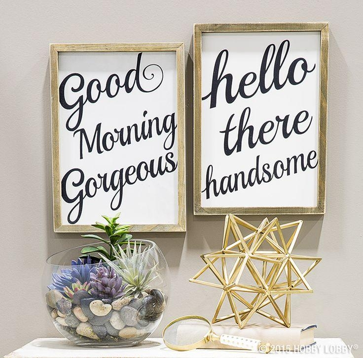 Best 25+ Bathroom Wall Decor Ideas On Pinterest | Apartment Wall Regarding Bathroom Wall Hangings (Image 13 of 20)