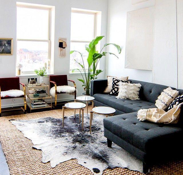 Best 25+ Black Lounge Ideas On Pinterest | Black Sofa, Black Sofa In Black Sofas Decors (Image 9 of 20)