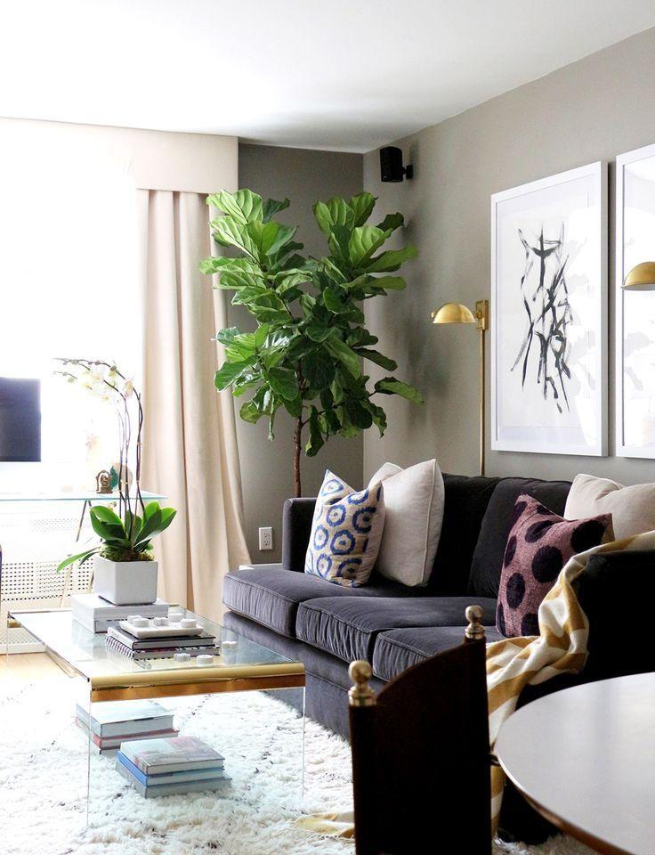 Best 25+ Black Sofa Ideas On Pinterest | Black Couch Decor, Dark Within Black Sofas Decors (View 17 of 20)