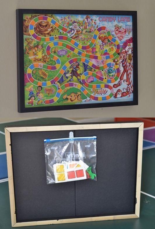 Best 25+ Board Game Pieces Ideas On Pinterest | Board Game Store For Board Game Wall Art (View 12 of 20)