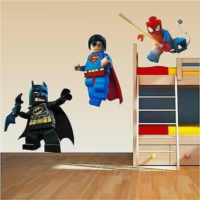 Best 25+ Boys Wall Stickers Ideas On Pinterest | Superhero Boys With Regard To Superhero Wall Art Stickers (Image 8 of 20)