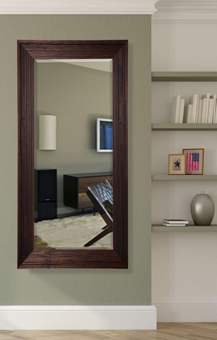 Best 25+ Brown Full Length Mirrors Ideas On Pinterest Pertaining To Hallway Safety Mirrors (Image 2 of 20)