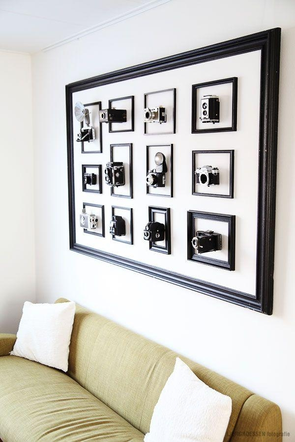 Best 25+ Camera Art Ideas On Pinterest | Camera Painting, Camera Inside Turn Pictures Into Wall Art (View 12 of 20)