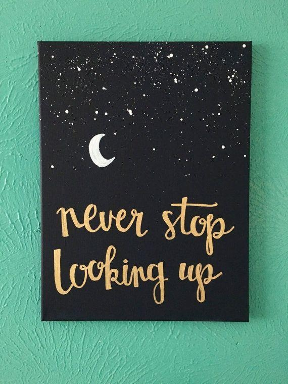 Best 25+ Canvas Quotes Ideas On Pinterest | Inspirational Canvas Intended For Diy Canvas Wall Art Quotes (View 18 of 20)
