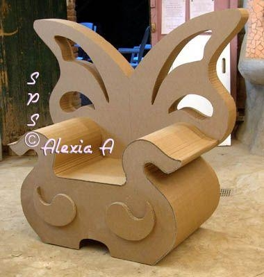 Best 25+ Cardboard Furniture Ideas On Pinterest | Diy Furniture Inside Cardboard Sofas (Image 8 of 20)