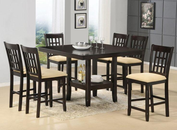 Best 25+ Cheap Dining Sets Ideas On Pinterest | Cheap Dining Table With Regard To Most Up To Date Dining Tables Sets (View 3 of 20)