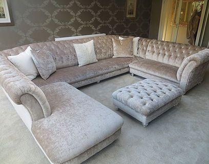 Best 25+ Chesterfield Corner Sofa Ideas On Pinterest With Regard To Corner Sofas (Image 3 of 20)