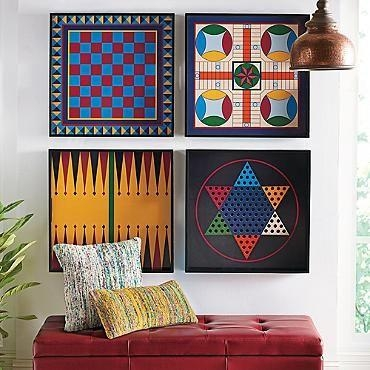 Best 25+ Chinese Board Games Ideas On Pinterest | Giant Games Intended For Board Game Wall Art (View 7 of 20)