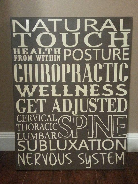 Featured Image of Chiropractic Wall Art
