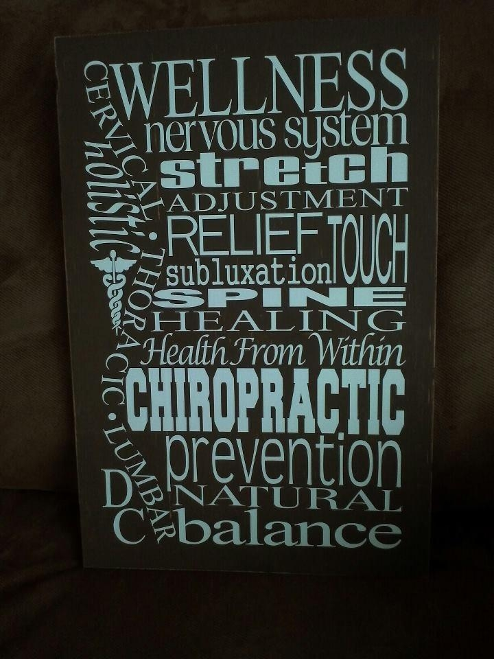 Best 25+ Chiropractic Office Decor Ideas On Pinterest In Chiropractic Wall Art (Image 7 of 20)