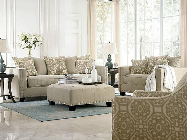 Featured Image of Cindy Crawford Home Sofas