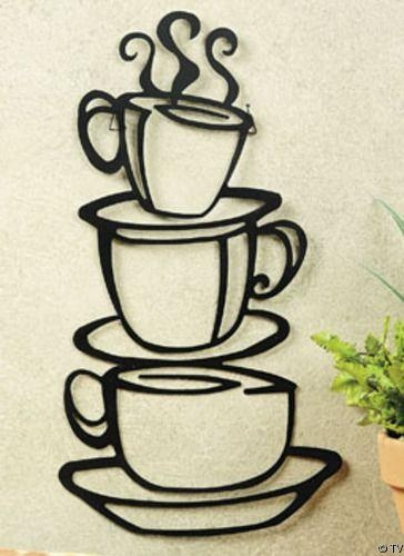 Best 25+ Coffee Wall Art Ideas On Pinterest | Coffee Shop Menu Regarding Metal Wall Art Coffee Theme (View 2 of 20)