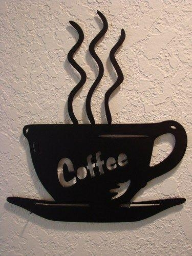Best 25+ Coffee Wall Art Ideas On Pinterest | Coffee Shop Menu Within Metal Wall Art Coffee Theme (View 6 of 20)