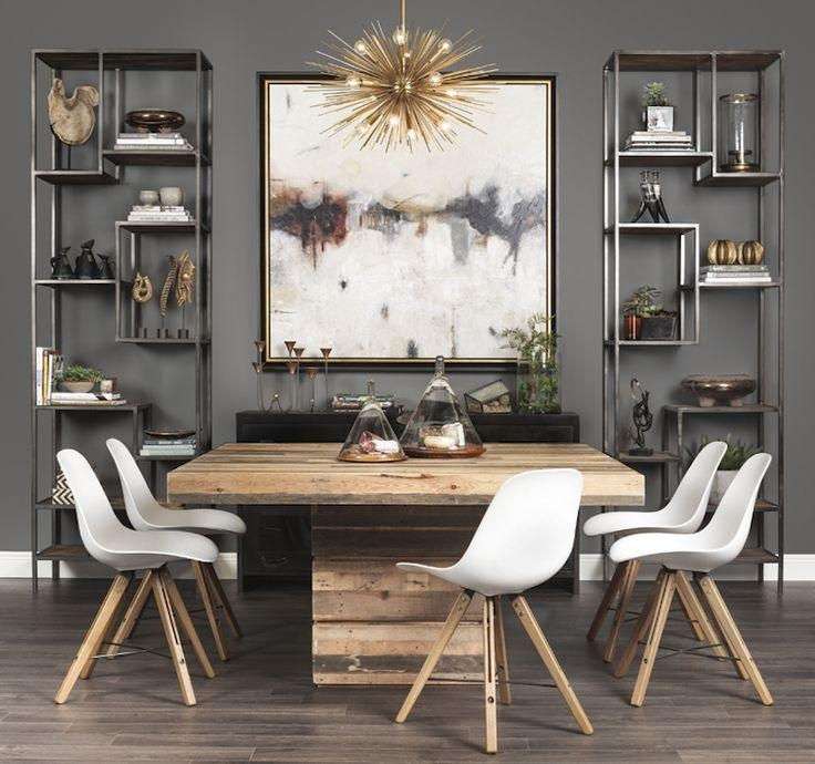 Best 25+ Contemporary Dining Rooms Ideas On Pinterest Intended For 2018 Modern Dining Room Furniture (View 4 of 20)